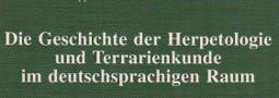 Mertensiella Band 12: Die Geschichte der Herpetologie