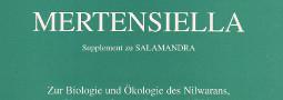 Mertensiella Band 5: Biologie und Ökologie des Nilwarans