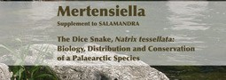 Mertensiella Band 18: The Dice Snake, Natrix tessellata