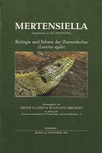 Mertensiella Band 1