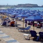 Ausmaß des Tourismus an den Niststränden Rethymnons