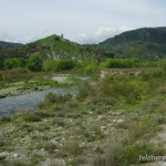Lebensraum Bufo viridis complex (balearicus), Fiume Neto zwischen Barchi und Fasana, Provincia di Crotone, Regione Calabria, 27.03.2008, Foto: A.+Ch. Nöllert.
