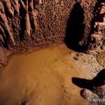 Lebensraum Proteus anguinus anguinus, Höhle Baredine, Poreč, Istarska županija, 23.06.2011, Foto B. Trapp (www.bennytrapp.de).