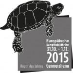 Reptil dse Jahres 2015_Emys orbicularis_Tagungslogo